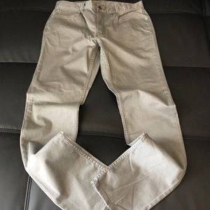 Male polo pants
